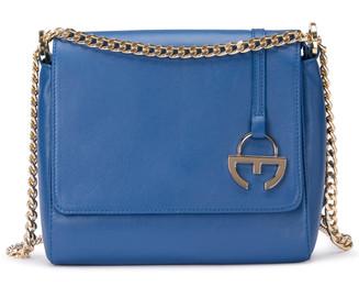 Ladies Blue Handbag