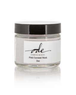 Pink Coconut Face Mask