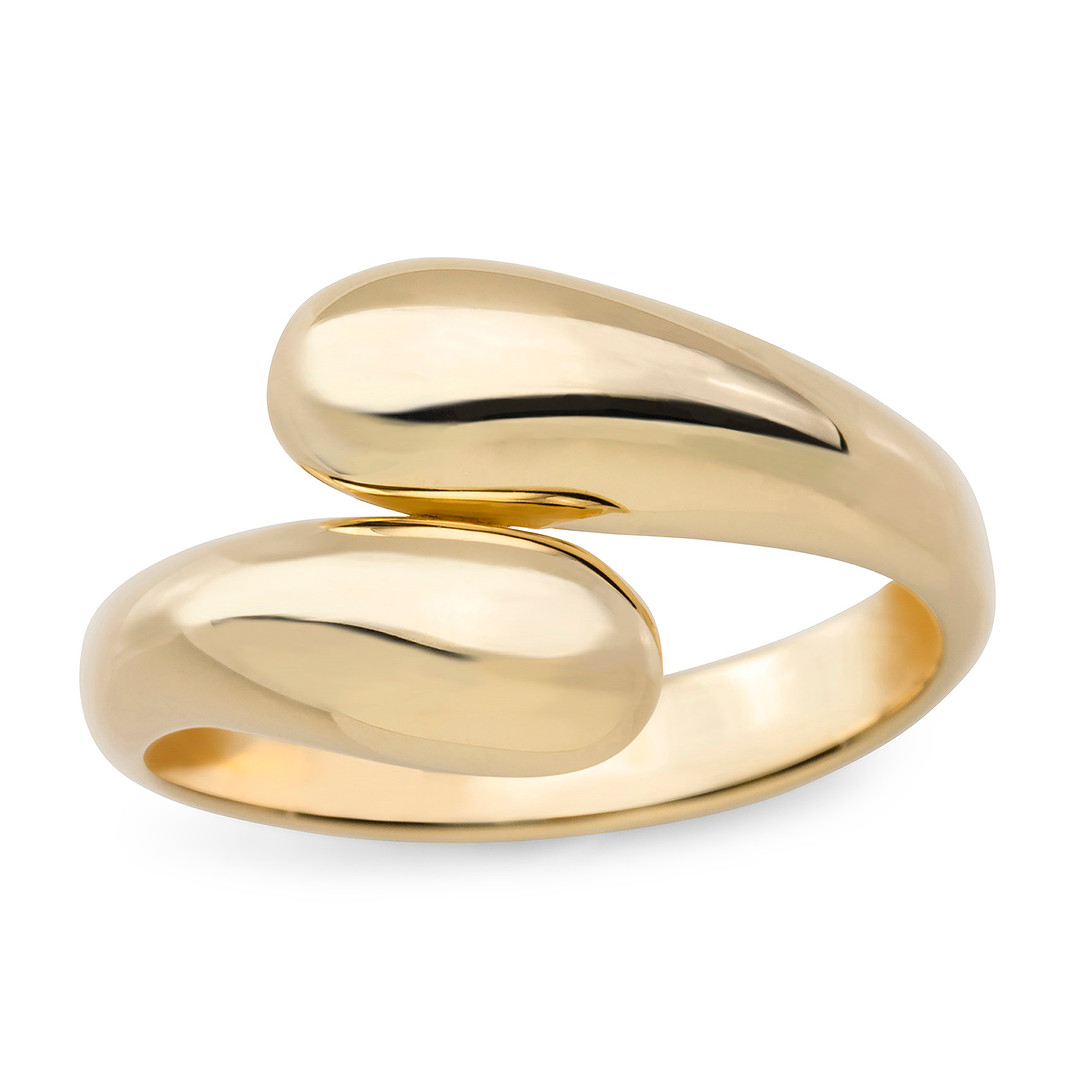 Gold Ring Jewelry Photography