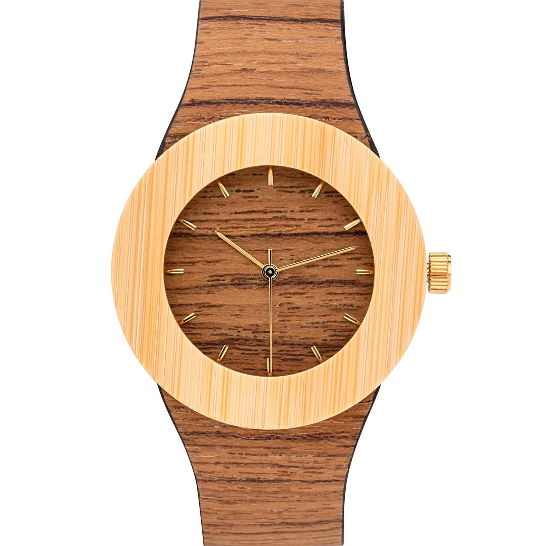 Wood Grain Watch