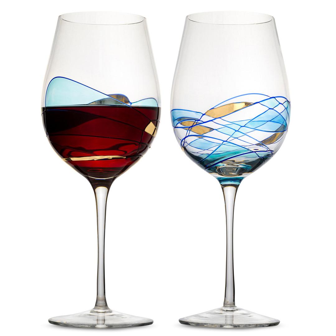 Wine Glasses Photography