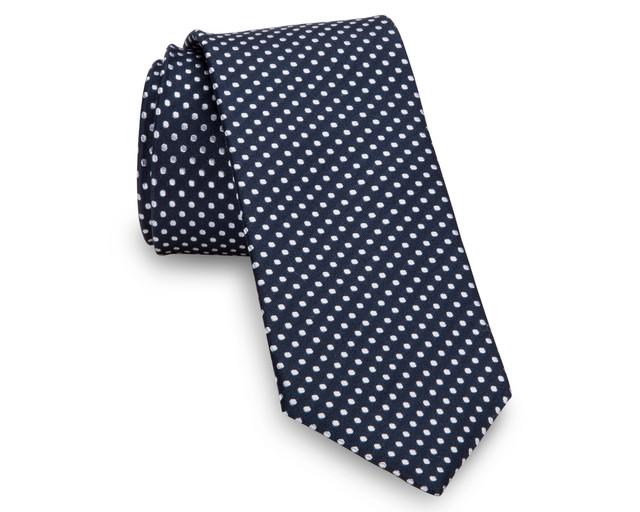 Men's Pin Dot Tie