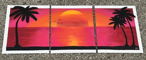 Sunset Raffle