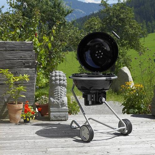 Holzkohle-Kugelgrill No.1 F60 AIR schwarz (Ø 60 cm)