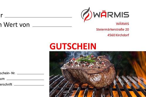 WÄRMIS Gutschein 50€