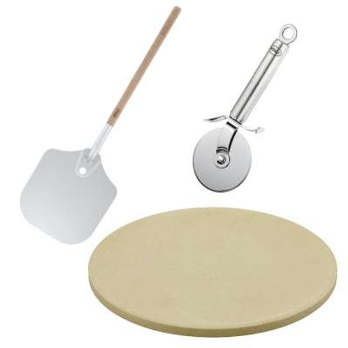 Barbecue Pizza-Set 3-teilig