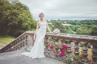 Bridal Editorial featured by Wed Magazine