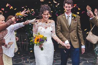 Chris & Chelsea's Beautiful Ocean Kave Wedding