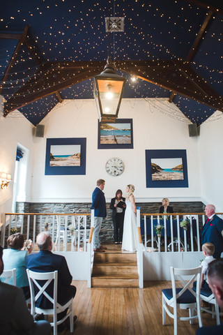 Ellie & David's Wedding - Port Isaac, Cornwall