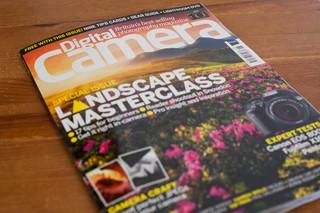 Interview with Digital Camera Magazine