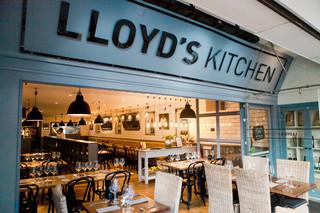 Lloyds Kitchen, Exeter