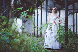 Derelict Bridal Editorial