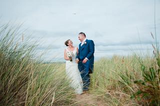 An Intimate Wedding In Dawlish