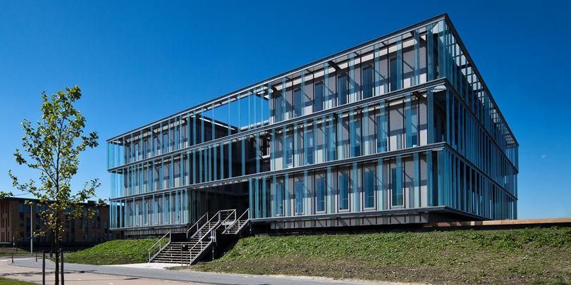 Kantoorgebouw KeyOffice Utrecht | Projectarchitect Mark Westerhuis Architectenbureau Hoogeveen BV