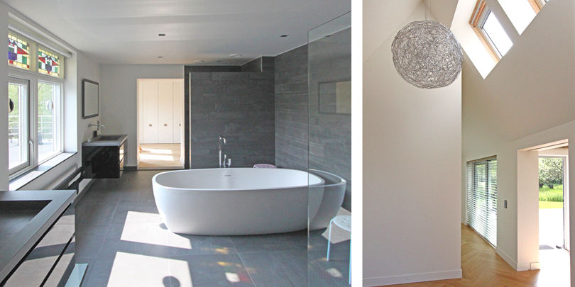 Uitbreiding woning Amstelveen | Vergroten en moderniseren van een villa