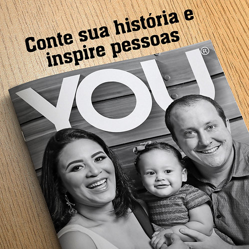 Revista YOU - Capa