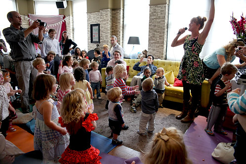 Birthday Party Entertainment Voucher - 60 minutes