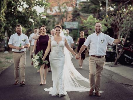 An interview with Sarah, a Plan A Bride