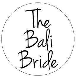 The Bali Bride