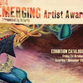 2014 Emerging Artist Award