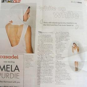 Timeout Magazine Feb 11 2012
