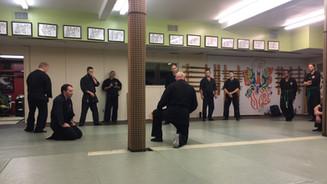 Japanese Samurai Martial Arts Training