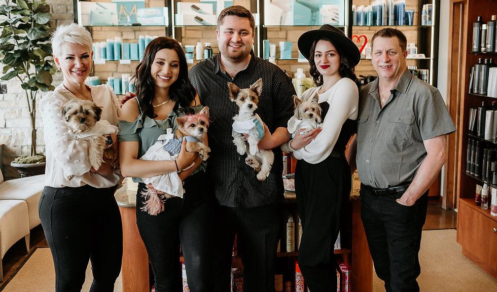 The Morris Family Salon in New Lenox IL 60451