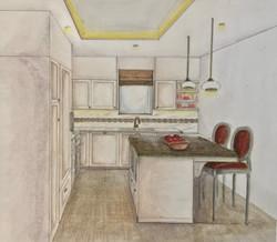 Residential Design: Davis Kitchen