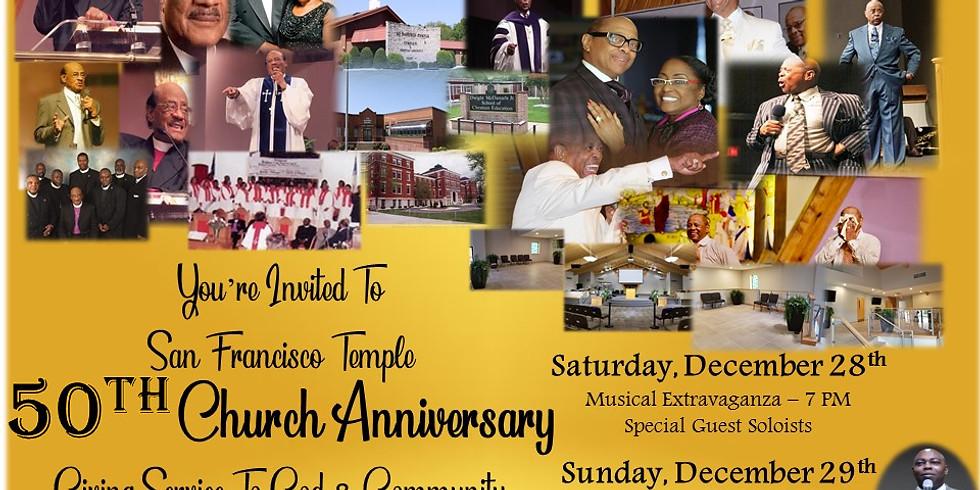 SFT 50th Anniversary