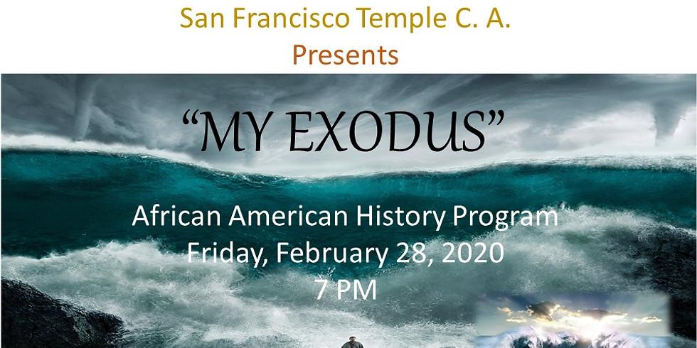 African American History Program