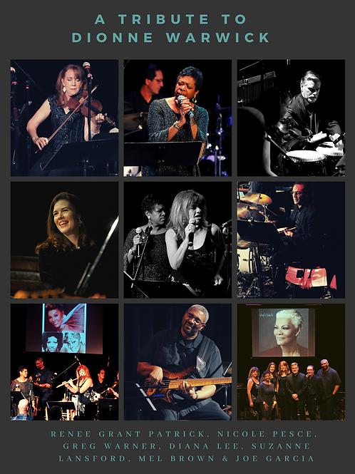 Dionne Warwick Tribute Show