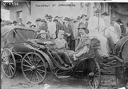Visita de Roosevelt (1913)