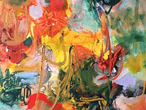 "Painting ""Eternal cycle"""