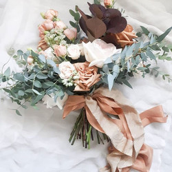 Sheer Florals bouquet