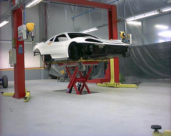 Podnośnik hydrauliczny samochodowy HYMO BX