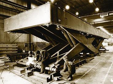 Platforma hydrauliczna HYMO