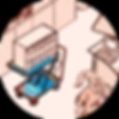 Wózek podnośny HYMO