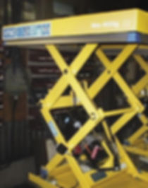 Dźwignik hydrauliczny HYMO AXX