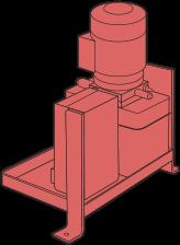 Agregat stołu hydraulicznego HYMO