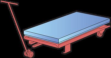 Podstawa podnośnika hydraulicznego HYMO