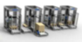 Paletyzatory automatyczne EasyLink CUBE G1
