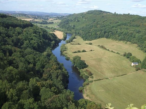 River-Wye-Ross-on-Wye-Yat-Rock-Herefords