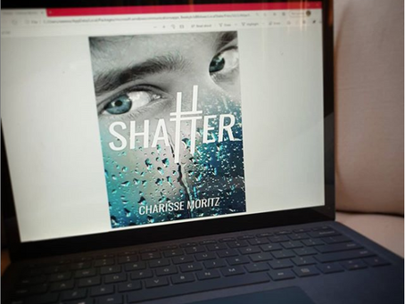 Book Review: 'Shatter' by Charisse Moritz