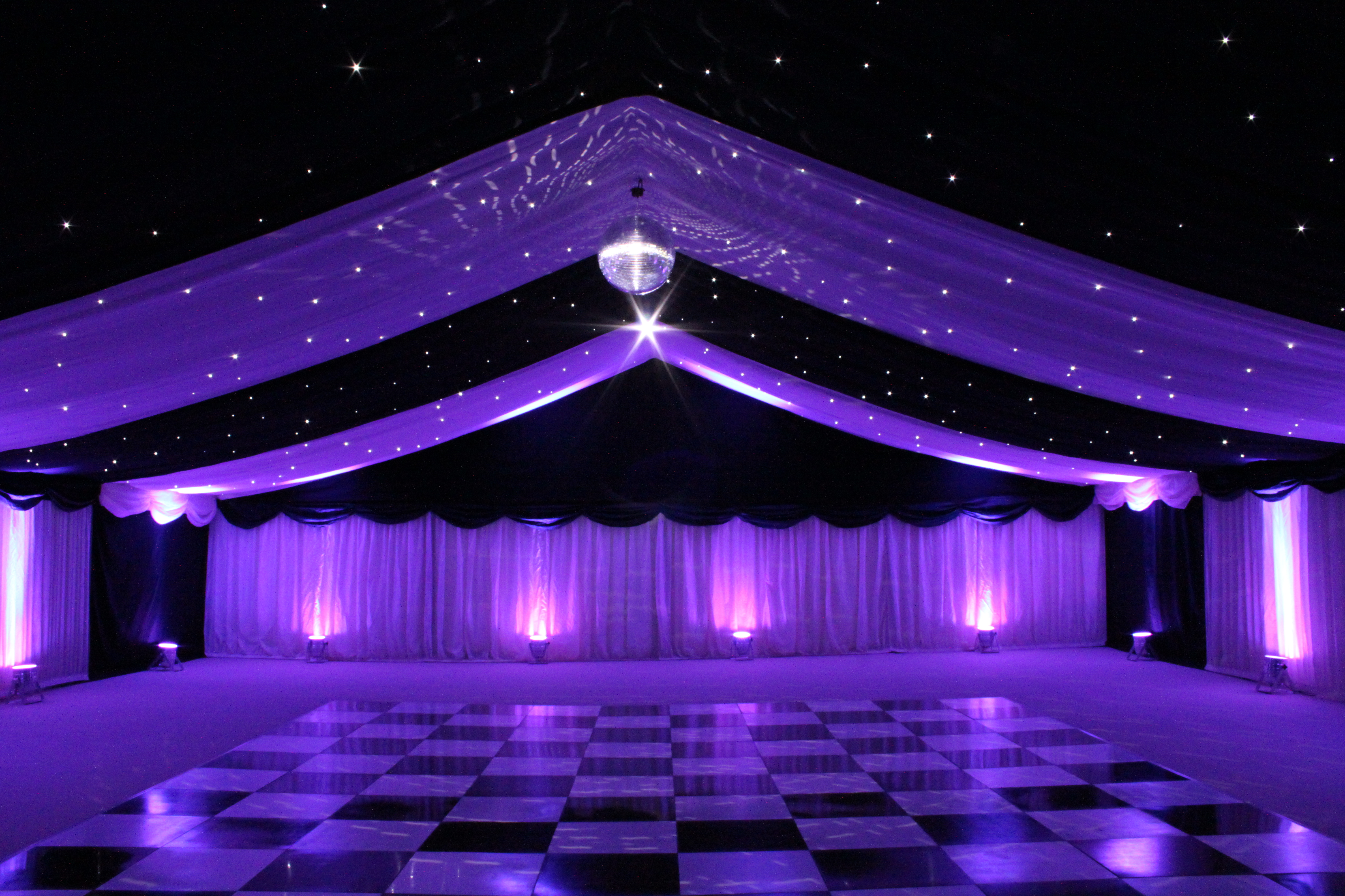Marquees_Direct_Blk_Ivory_Led