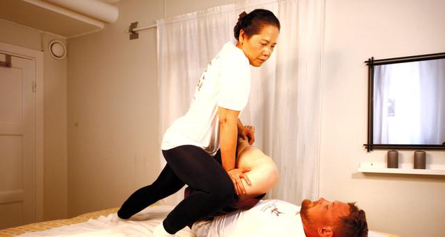 Yoga Stretch Massasje