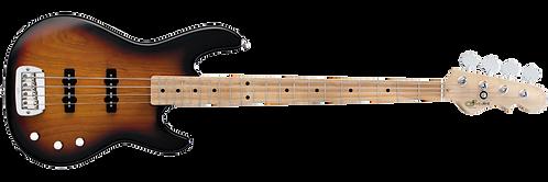 G&L Tribute JB-2 Electric Bass Guitar - 3-tone SB