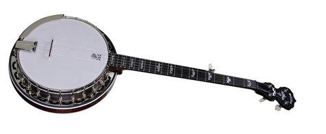 Deering Eagle II Resonator Banjo
