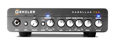 Genzler Amplification Magellan 350 Head