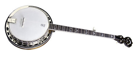 Deering Maple Blossom Resonator Banjo
