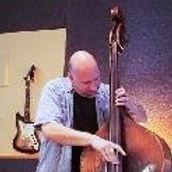 Brad Haberle teaches double bass and bass guitar